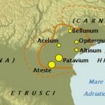 La zona di Battaglia al tempo degli antichi Veneti