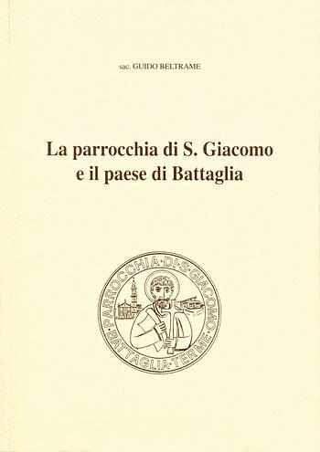 Parrocchia e paese di Battaglia, copertina.
