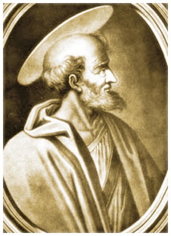 San Simplicio papa.