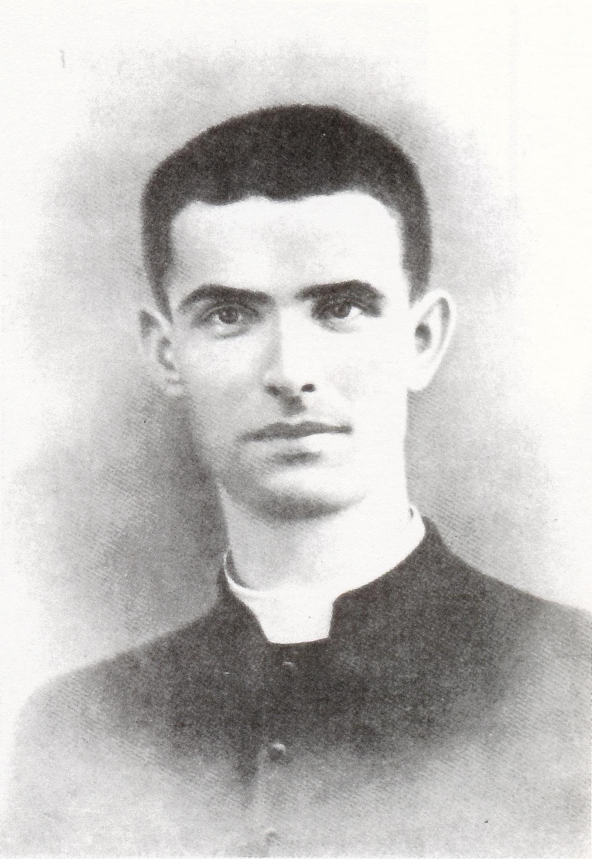 Don Giuseppe Giacomelli 1915-1945.