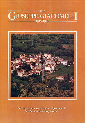 Don Giuseppe Giacomelli 1915-1945. Copertina.