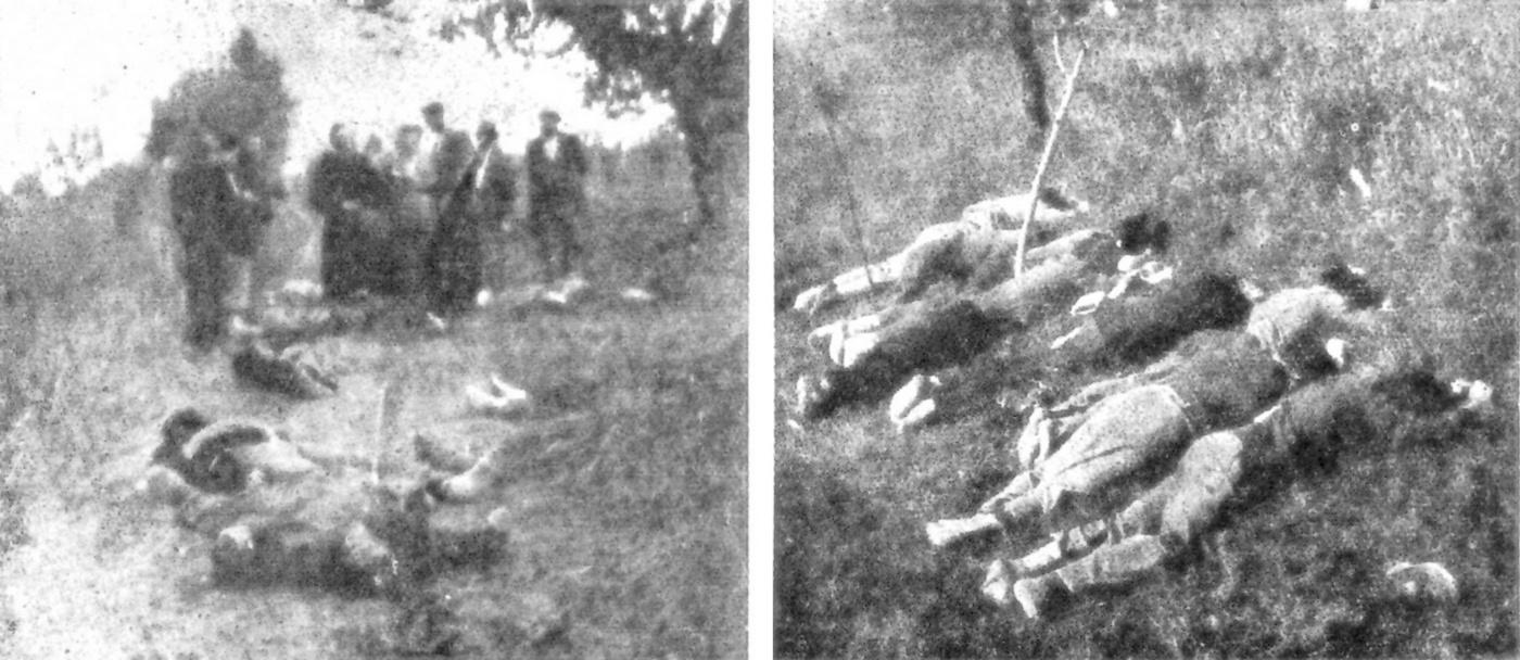 29 aprile 1945, eccidi di Castello di Godego e di S. Martino di Lupari.