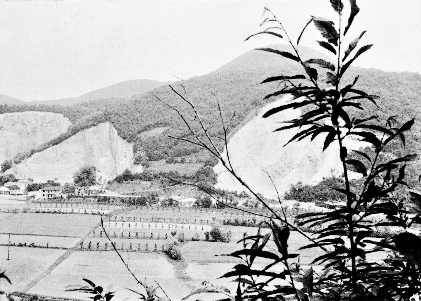 Cave sul monte Lonzina (Torreglia).