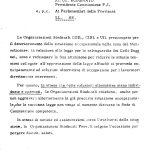 Lettera di CGIL, CISL e UIL del 15 novembre 1971.