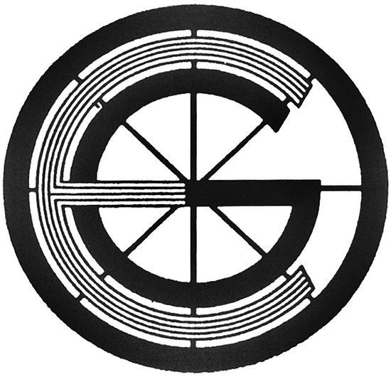 Marchio delle Officine Elettromeccaniche Galileo, Battaglia Terme.