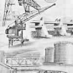Officine di Battaglia Terme, storia di un insediamento industriale