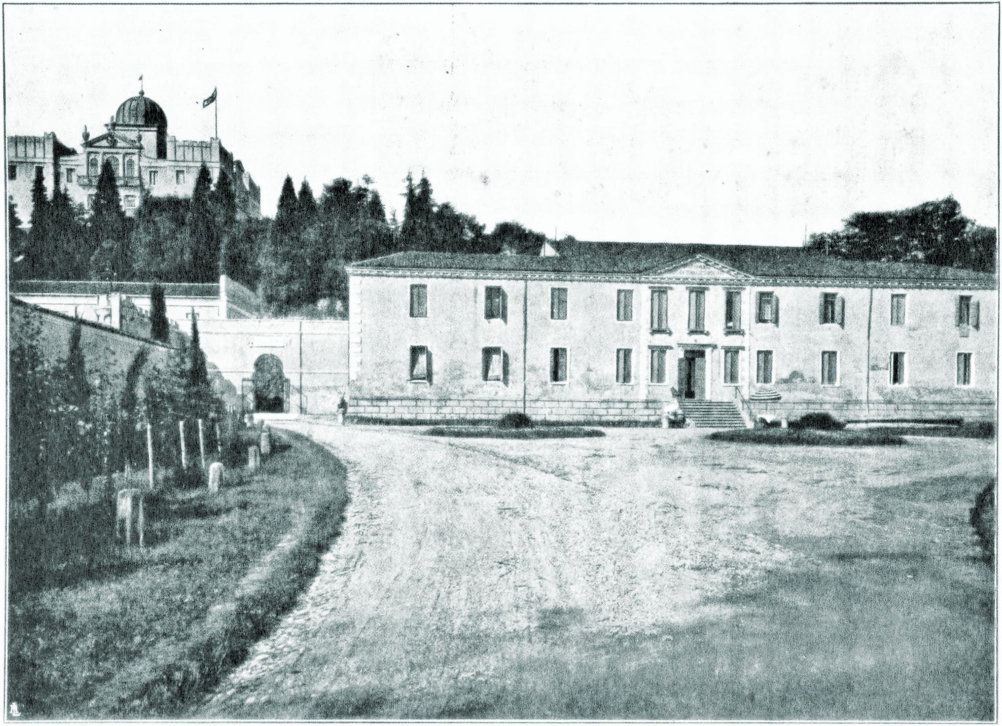 Battaglia, le Terme di Sant'Elena.