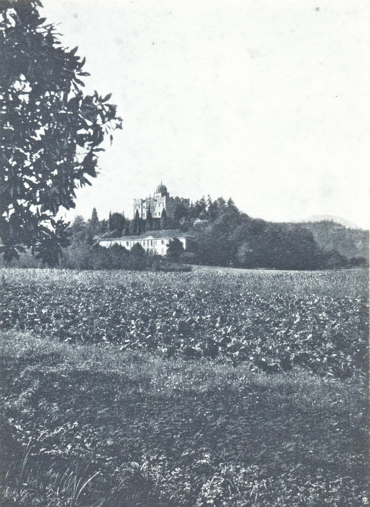 Battaglia, Villa Sant'Elena.