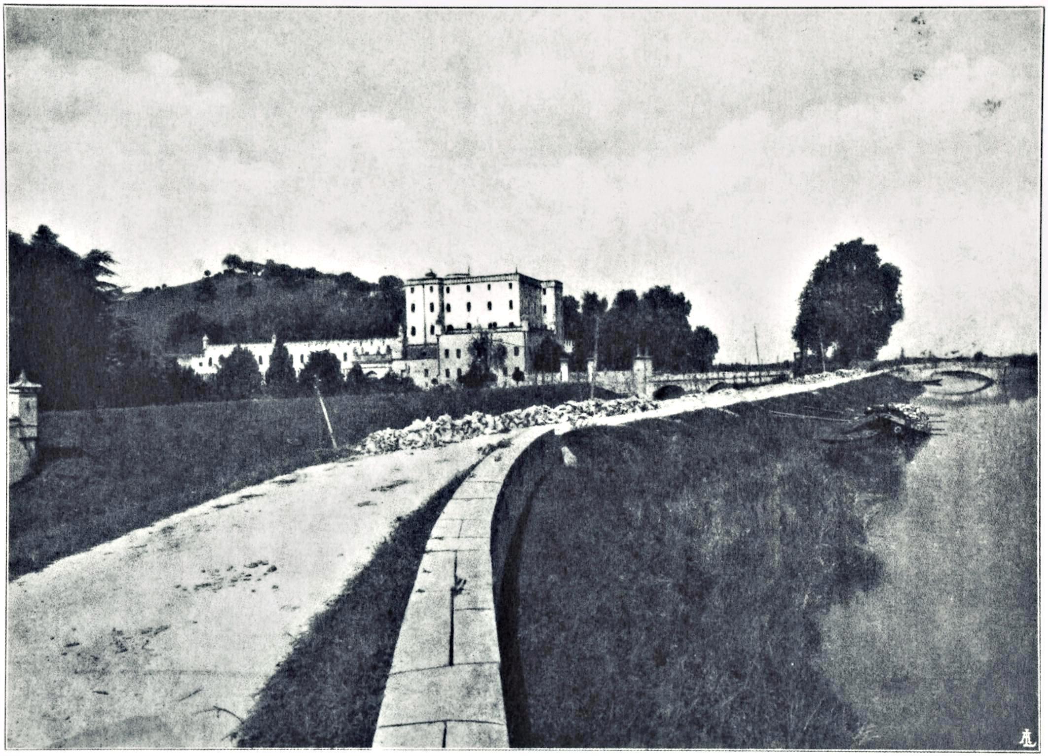 Battaglia - Terme, Castello del Catajo (1925).