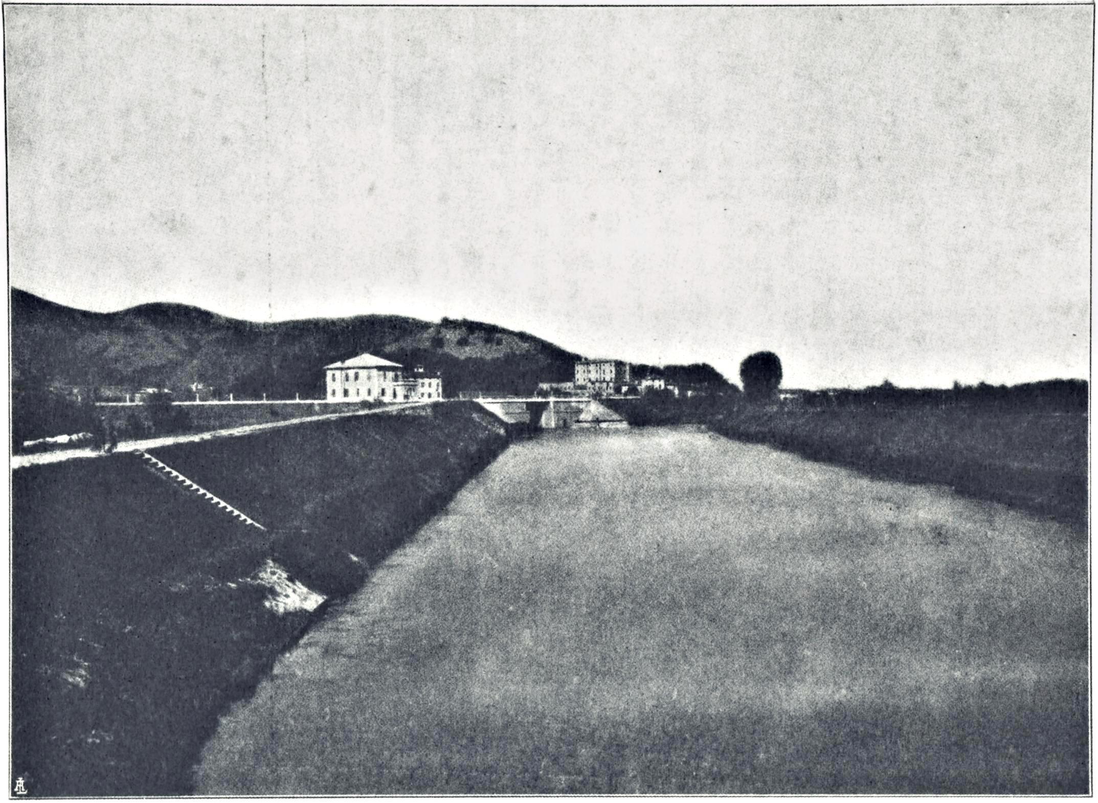 Battaglia - Terme, Conca di Navigazione (1925).