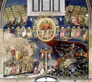 Giotto, Giudizio universale. Padova, Cappella degli Scrovegni.