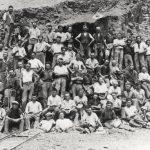 1925, piccole industrie e lavori a Battaglia