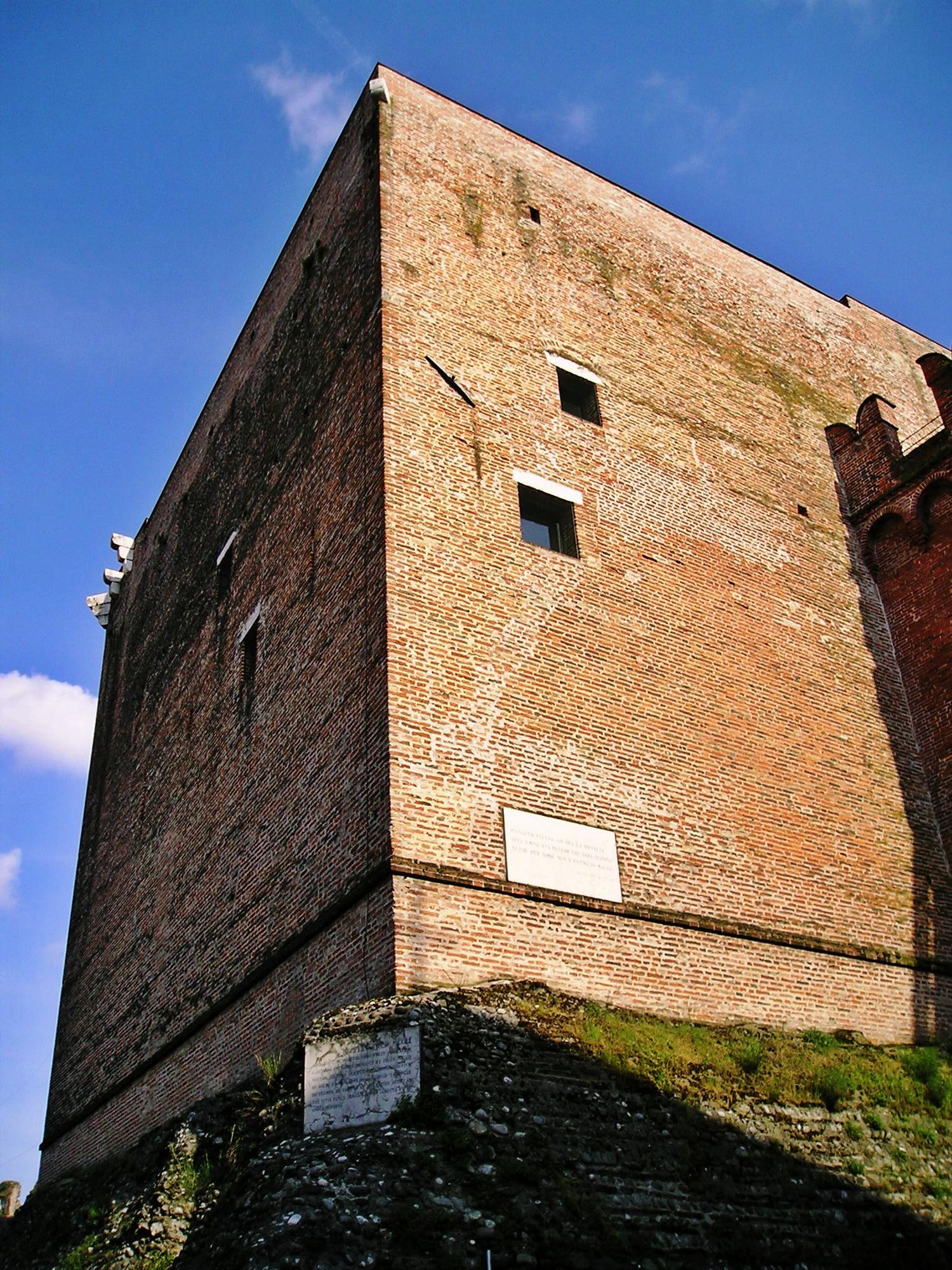 La Torre di Malta a Cittadella, altro luogo della terra veneta.