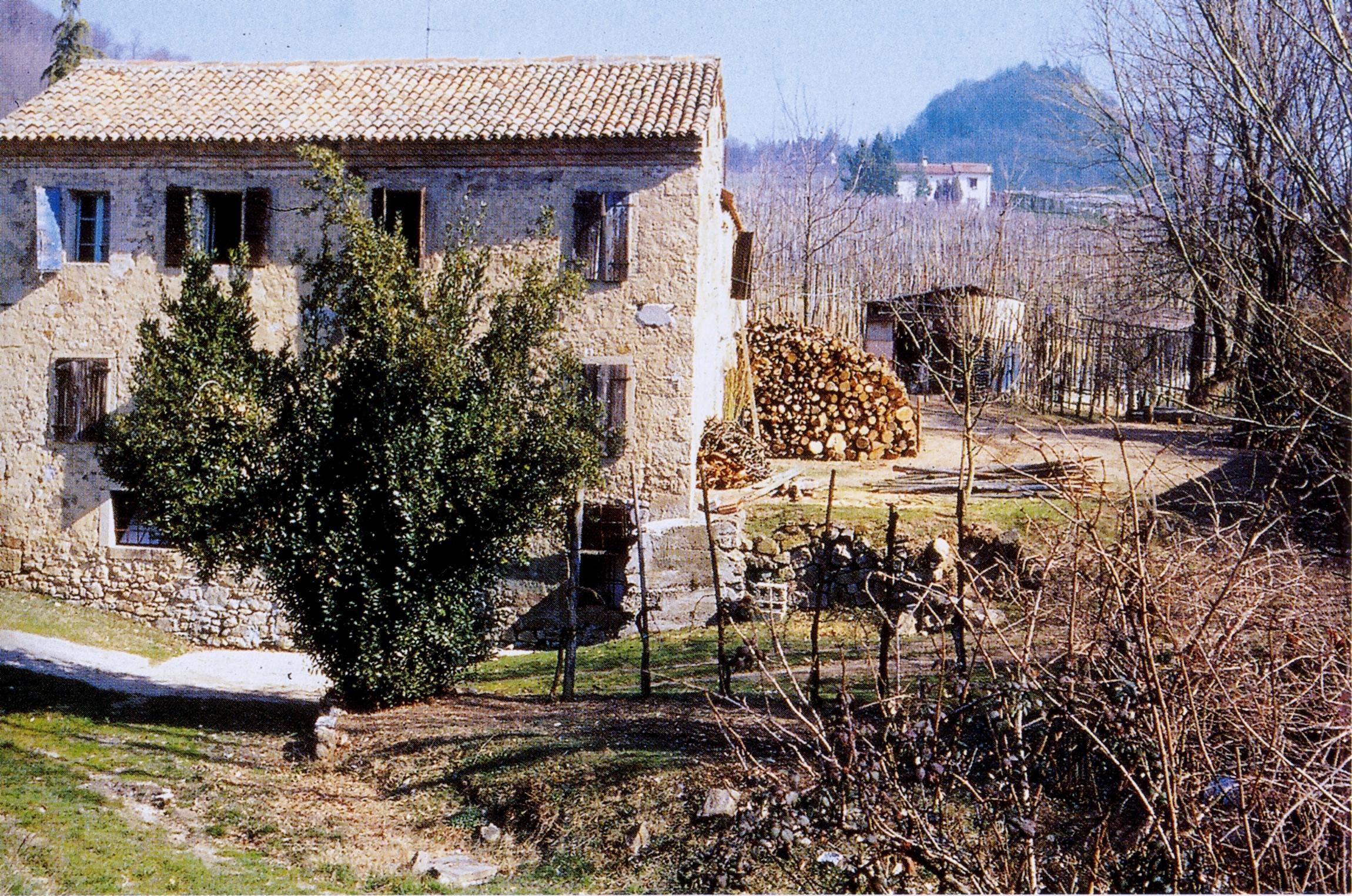 Boccon di Vo', ex mulino dei Capodilista, 1997.