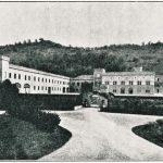 Villa Italia, ai piedi della collina di Lispida