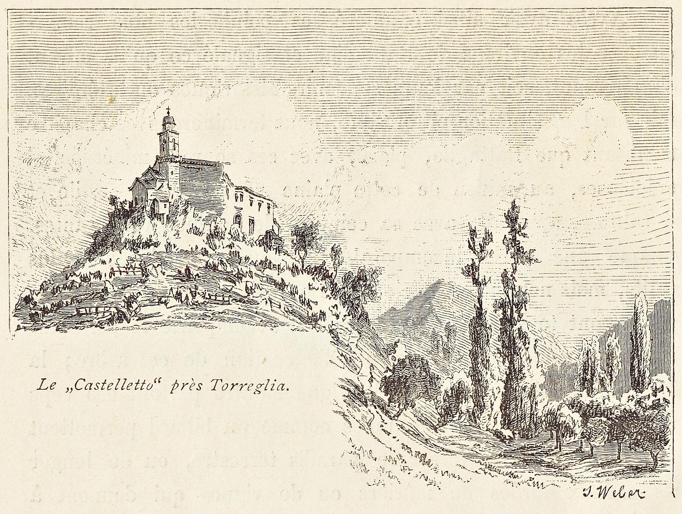 Torreglia, il Castelletto.
