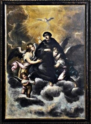 Gloria di S.Antonio di Padova.