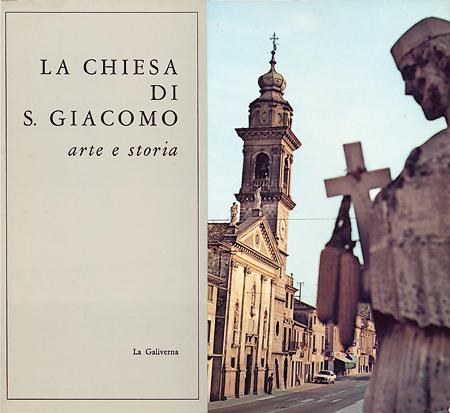 La chiesa di S. Giacomo, copertina.
