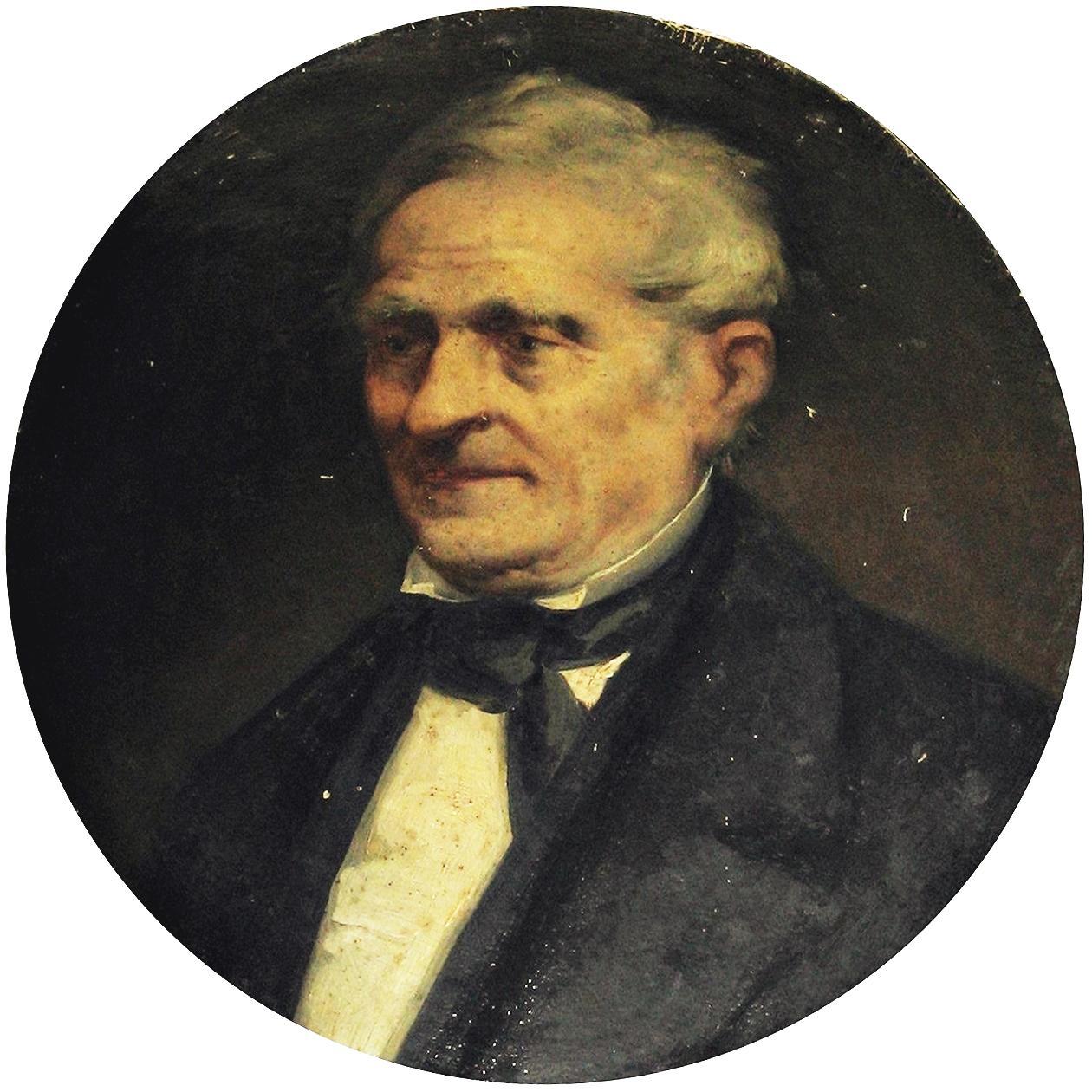 Ritratto di Pietro Paleocapa.