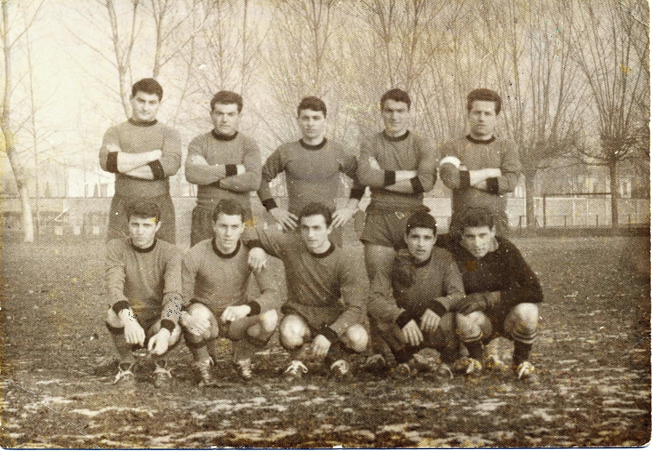 1963/64, U.S. Condor Battaglia Terme.