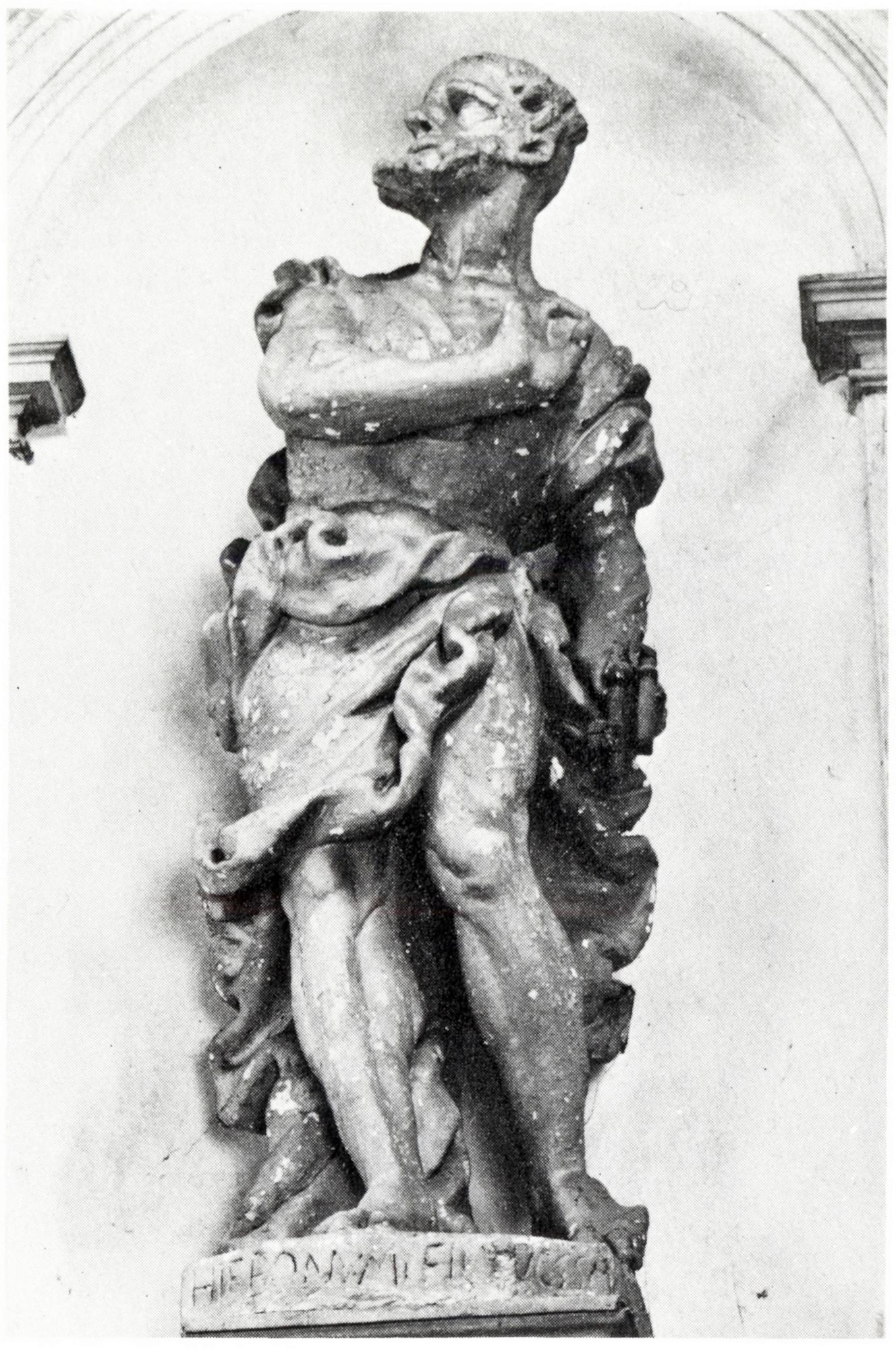 Ambito di Michele Fabris, S. Pietro, vecchia chiesa di San Giacomo, Battaglia Terme.