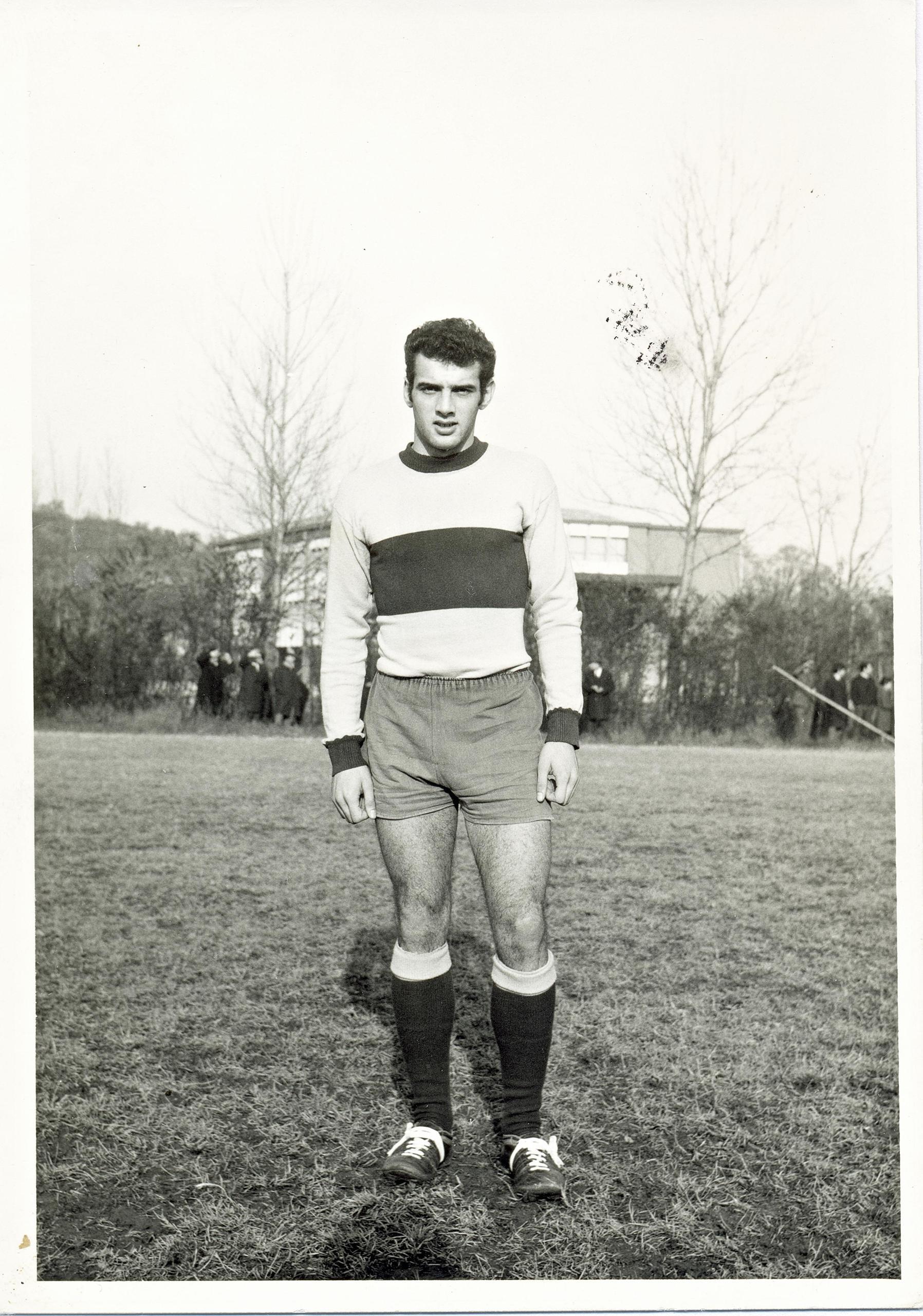 1968, l'attaccante Toffanin Antonio.