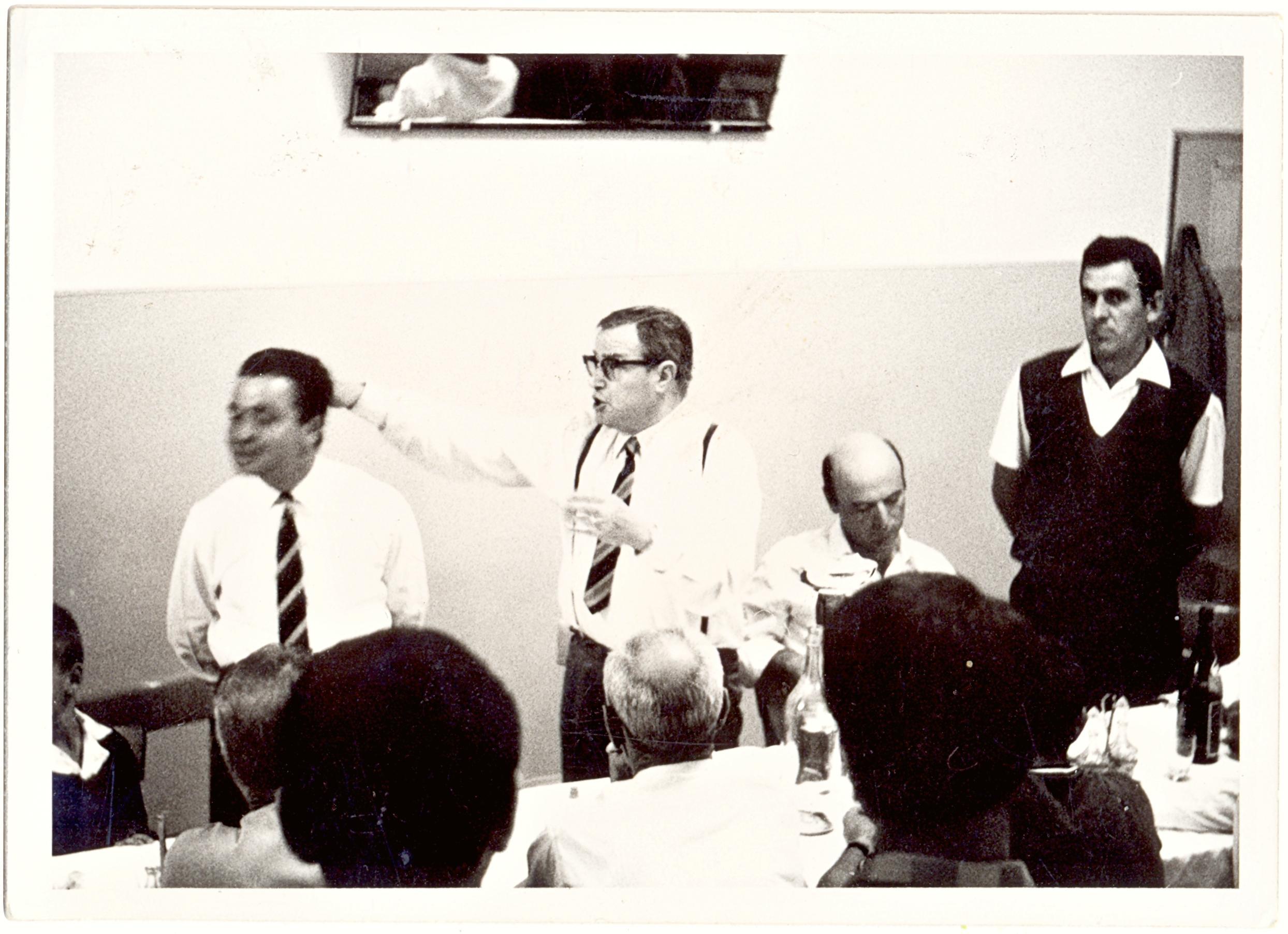 1968, il Galileo Battaglia in festa per la promozione (2).
