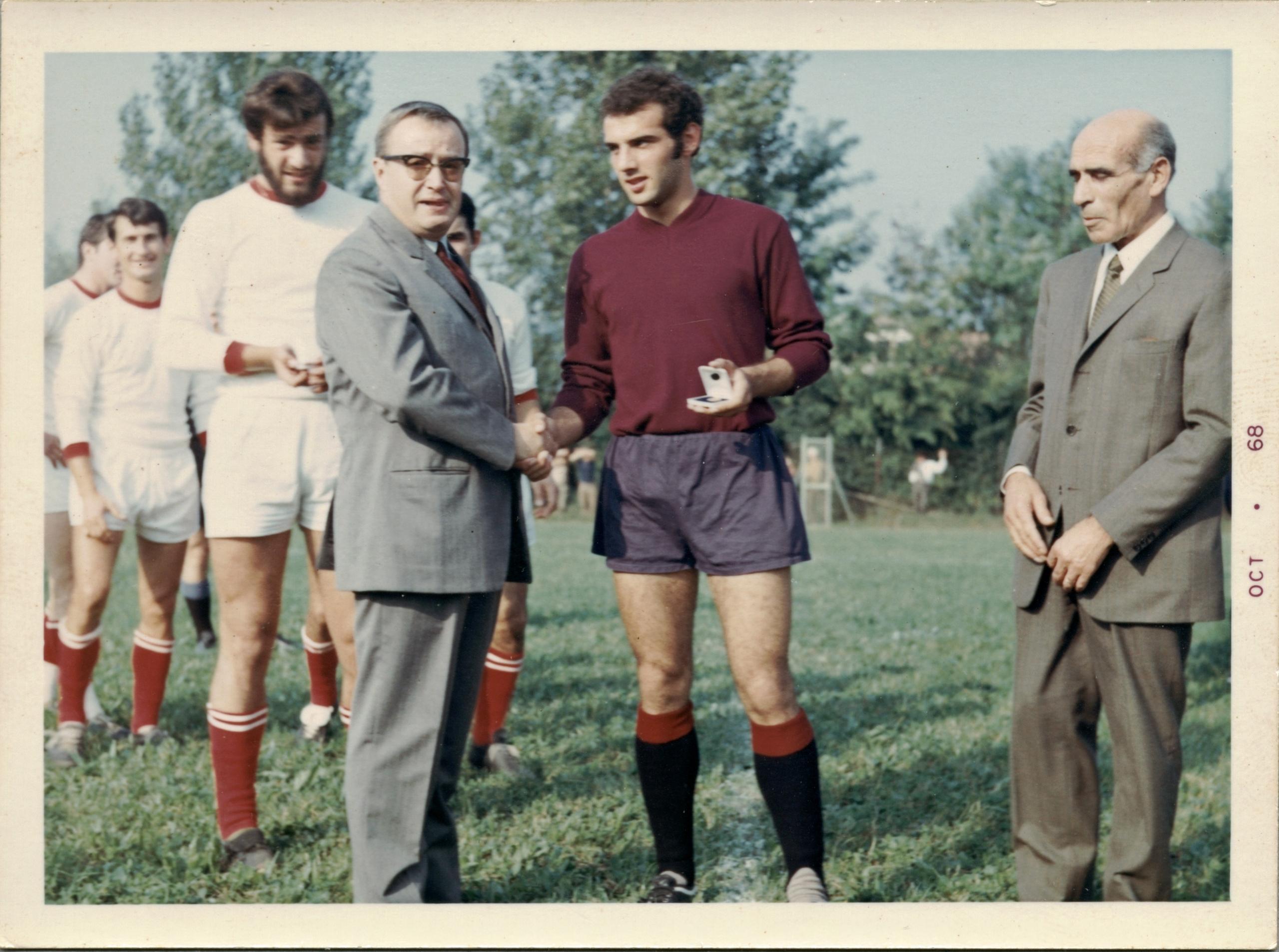 1968, Galileo B.-Reggiana (2).
