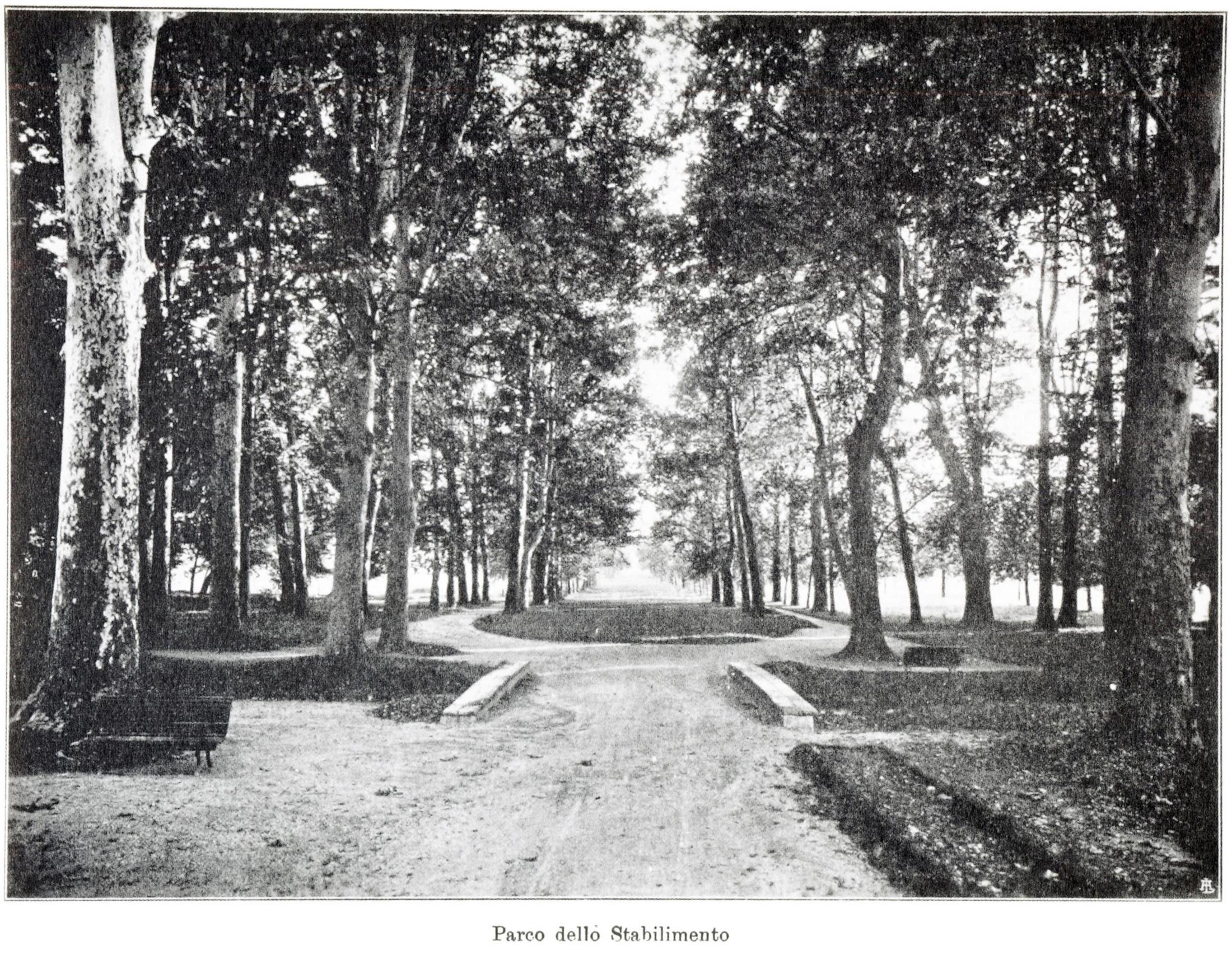 Parco dello Stabilimento.