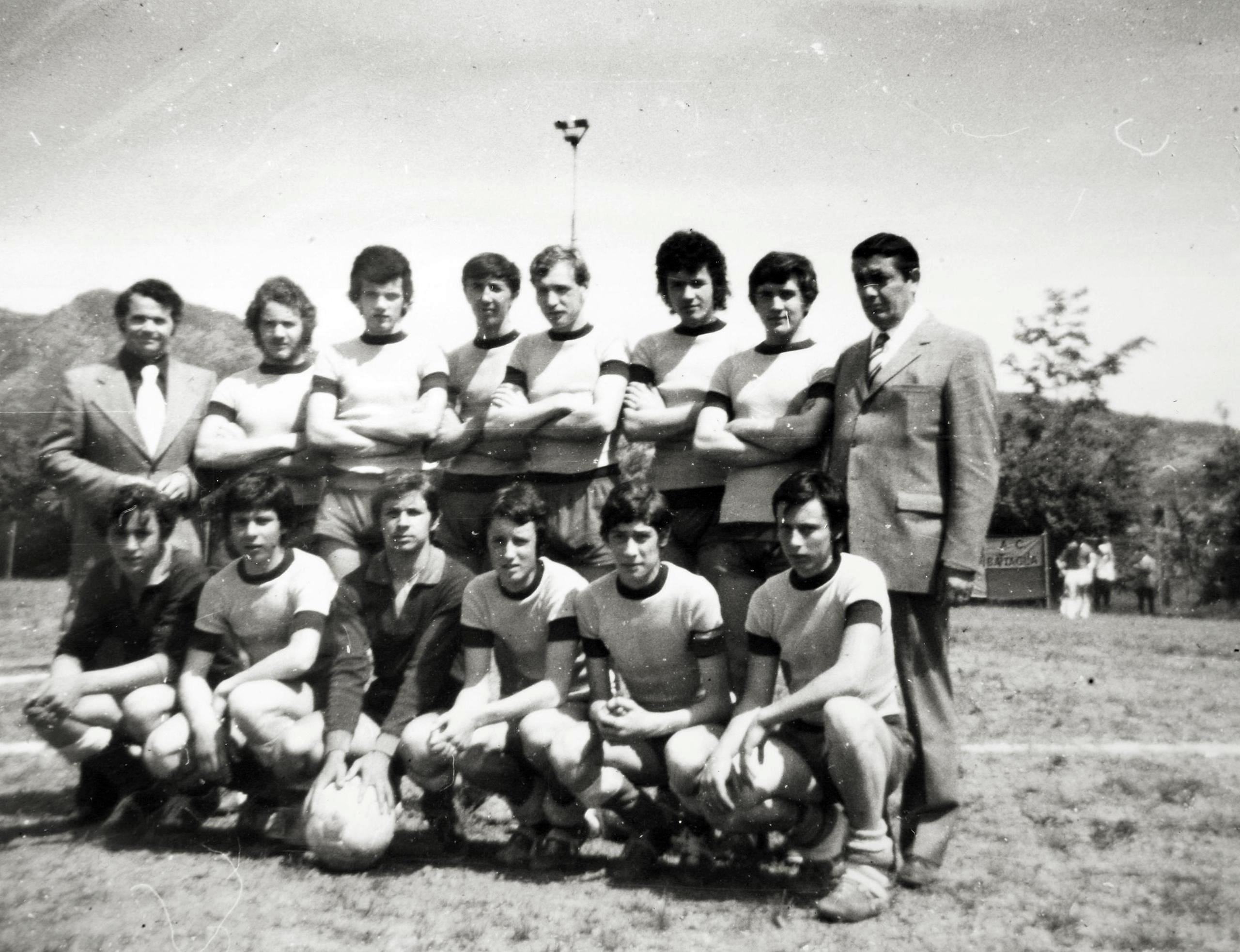 1971/72, Allievi G.S. Galileo Battaglia (1).