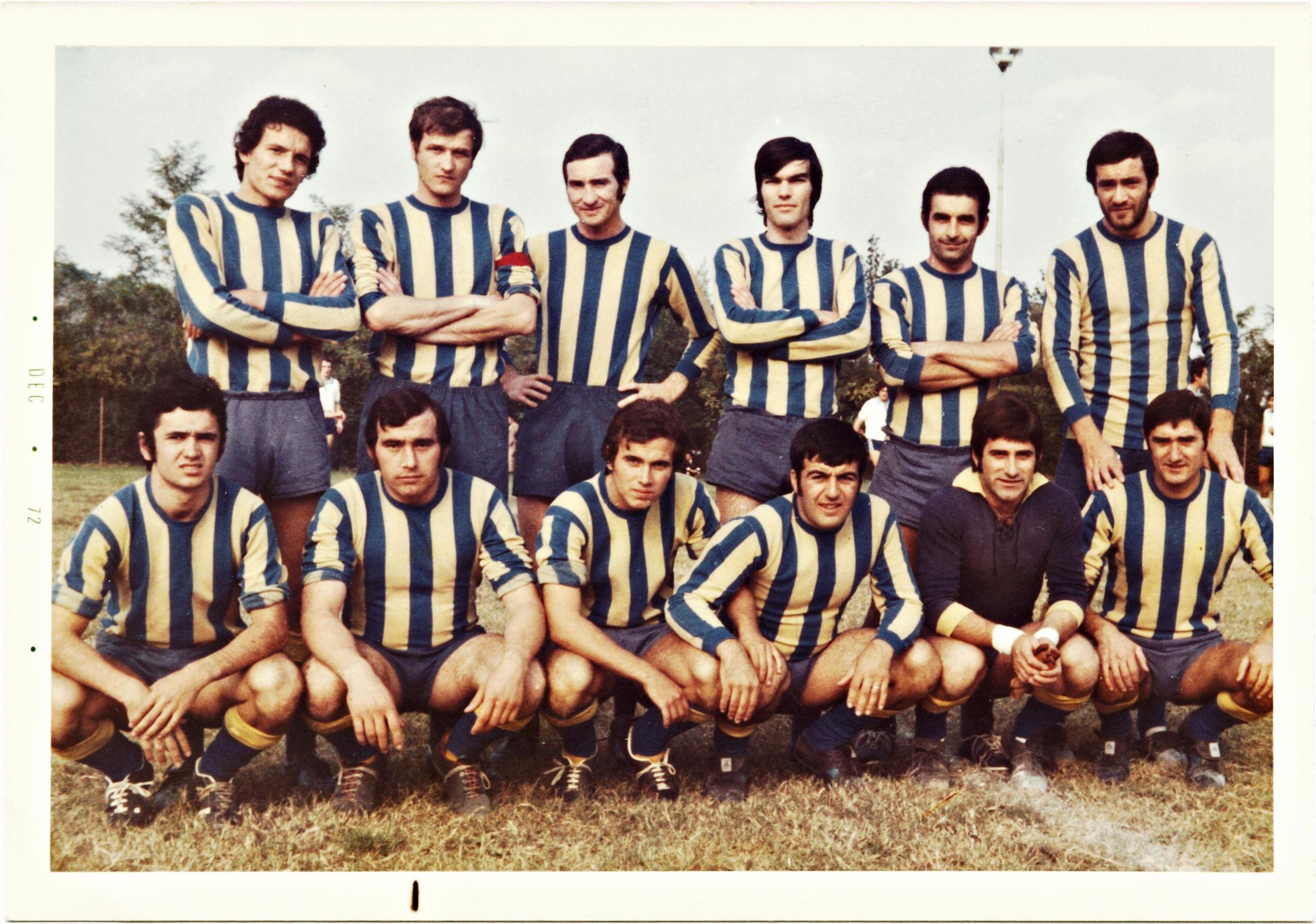 1972/73, G.S. Galileo Battaglia.