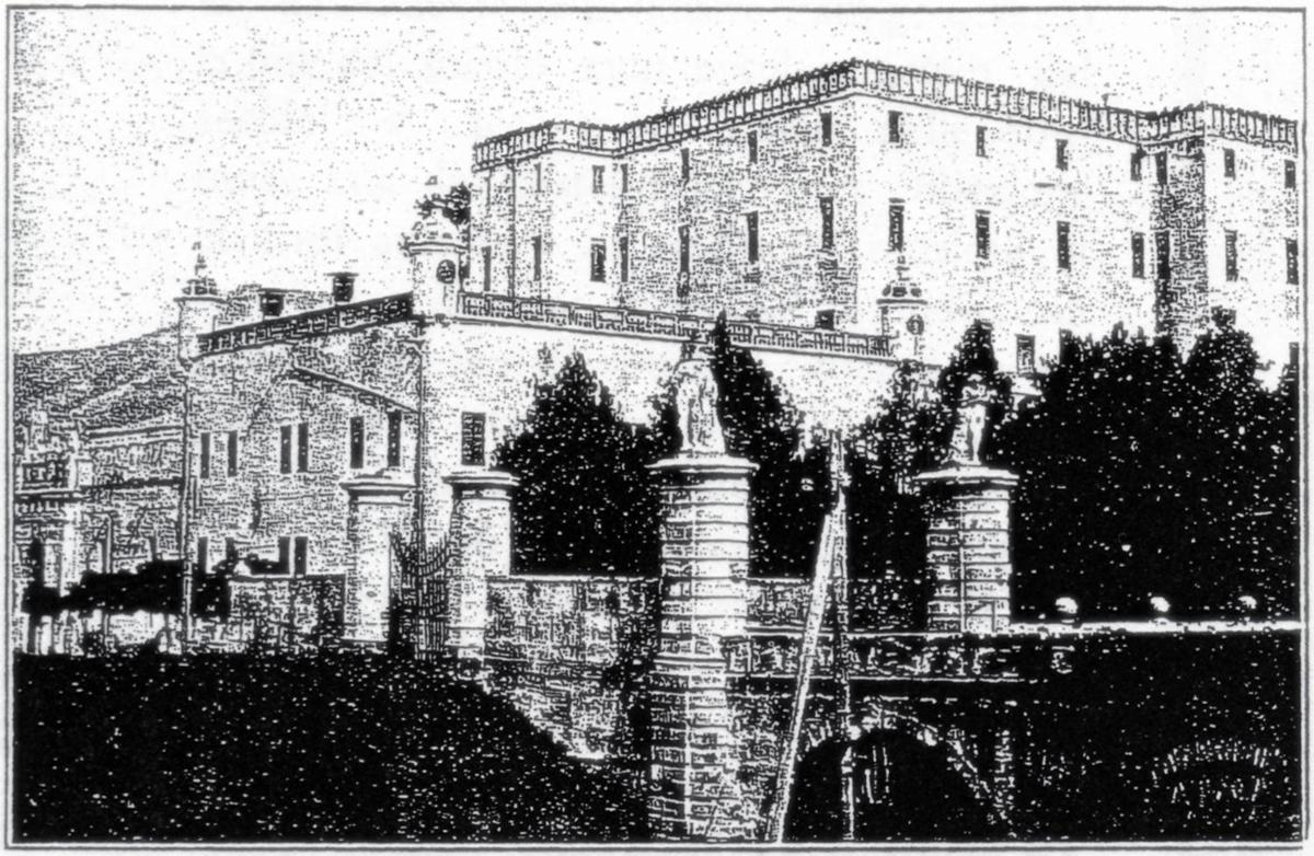 Il Castello del Catajo, Battaglia Terme.
