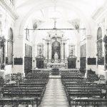 Storia di una chiesa a Battaglia Terme