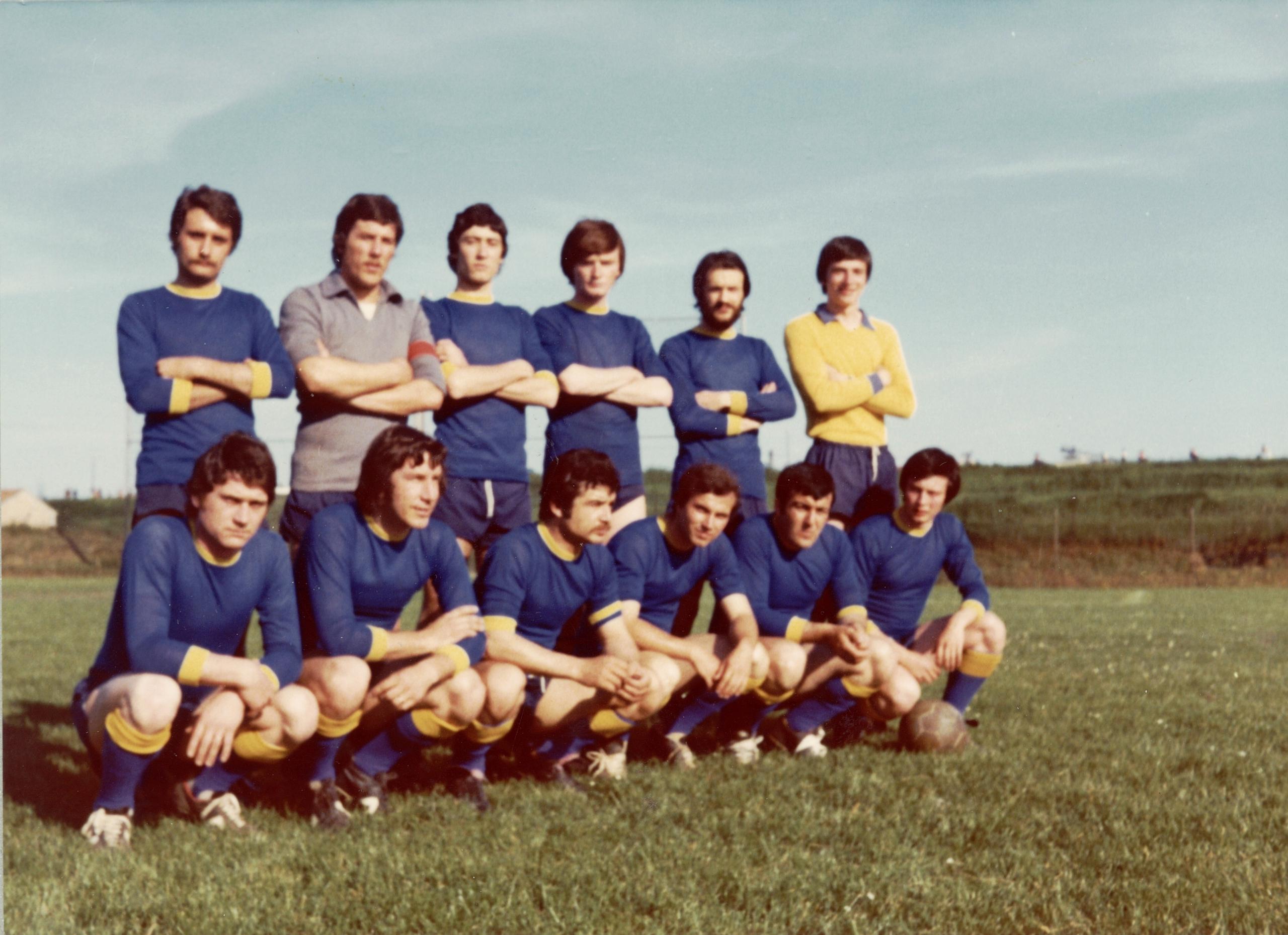 1975/76, G.S. Galileo A.C. Battaglia (1).