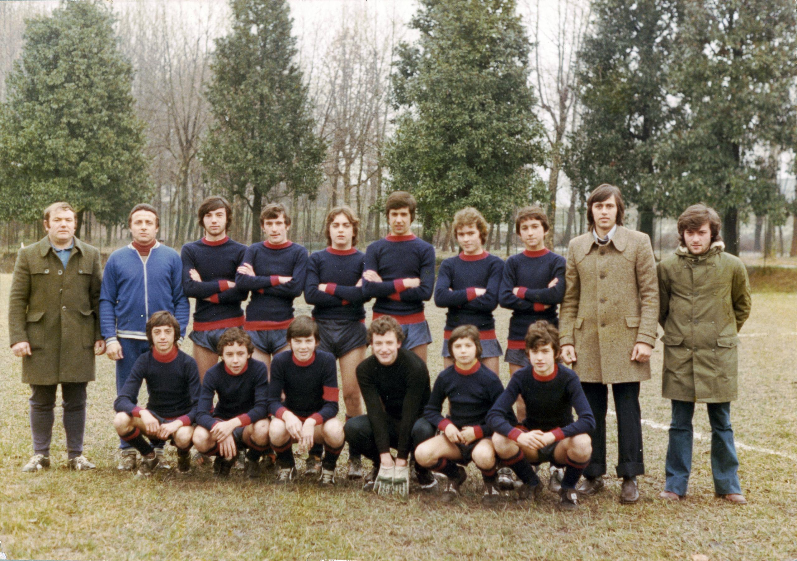 1975/76, Giovanissimi US Condor.